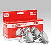 Светодиодная лампа MR16 LED 5w GU5.3 Economka Premium, 4000К