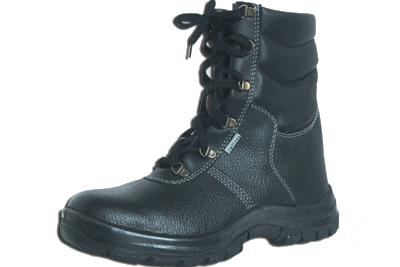 Ботинки специальные с завышенными берцеми утепленные Модель 342ТМ