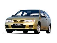 Лобовое стекло Nissan ALMERA (N15) СД/ХБ,Ниссан Альмера 1995-2000 AGC