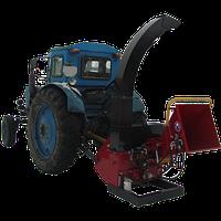 Щепорез навесной на трактор
