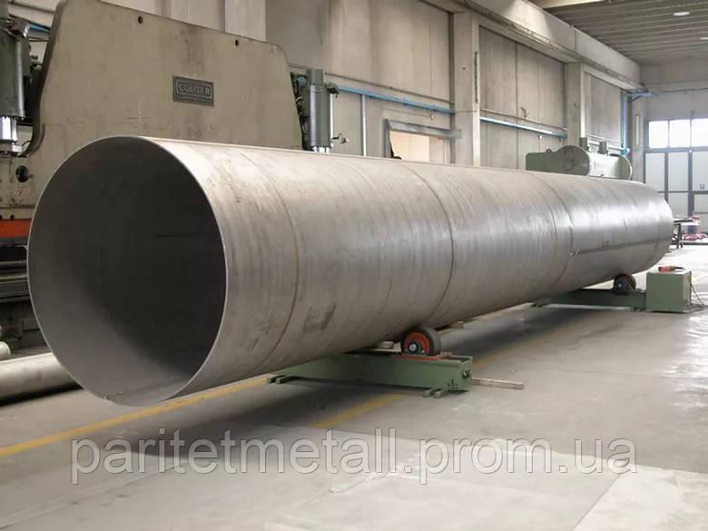 Изготовление труб большого диаметра