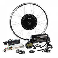 Электронабор для велосипеда Задний  1000W 11.6Ah
