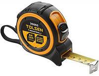 Рулетка Tolsen ЭРГО 5м х 25мм (36004)