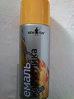 Жаростойкая термостойкая краска (Желтый)