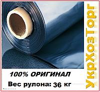 """Пленка черная полиэтиленовая 130 мкм """"Союз""""(Высший сорт) (6м*50 мп) 36 кг"""