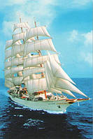 Постер The Sea Cloud