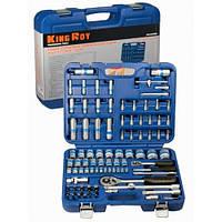 Набор инструмента 1/2 и 1/4 94 пр. King Roy