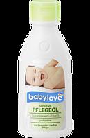 Детское масло для тела Babylove Pflegeöl Sensitive, 250 ml.
