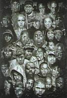 Постер Hip Hop