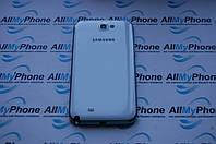 Задняя панель корпуса для мобильного телефона Samsung N7100 Note 2 белая