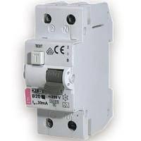 2-полюсный диф.автомат KZS-2M C 6/0,3 тип C (10kA)