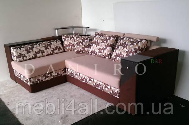Современный угловой диван Оксфорд