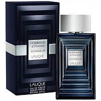 Мужская туалетная вода Lalique Hommage a L`Homme Voyageur  100 ml. LUX -Лицензия