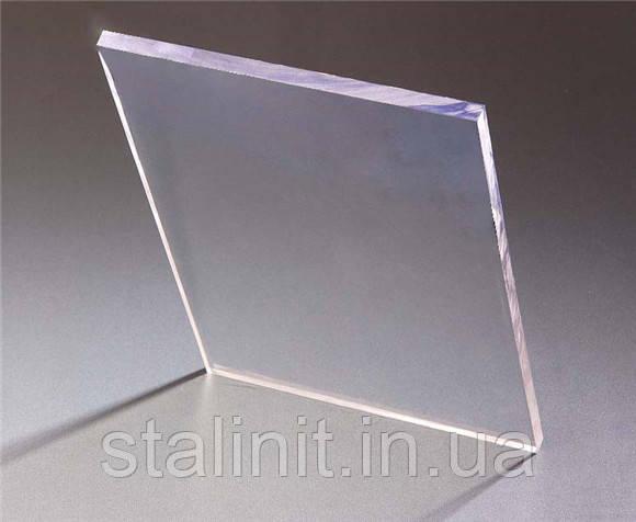 Монолитный поликарбонат d = 6 мм