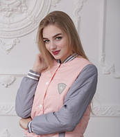 Куртка женская  бомбер . размеры  42, 44, 46, 48