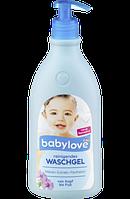 Детский гель Babylove Waschgel reinigend, 0,5 L.