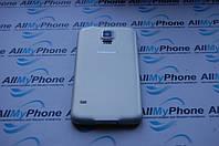 Корпус для мобильного телефона Samsung G900 S5 белый