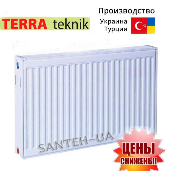 """Радіатор опалення """"TERRA teknik"""" тип 11 500х1200"""