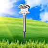 Газонный светильник на солнечной батарее Horoz VENUS
