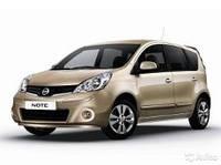 Лобовое стекло Nissan NOTE 5Д ХБ,Ниссан Ноут 2013-AGC