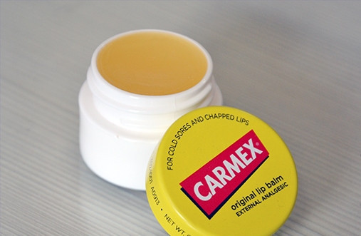 Бальзам для губ Carmex External Analgesic