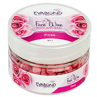 "Воск для лица ""Face Wax"" Eva Bond Beauty Collection, 45 г, РОЗА"