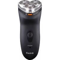 Электробритва Magio MG-682 3 плав головки АС/DC очистка водой