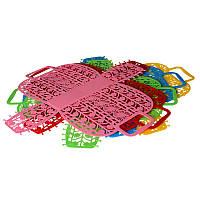 Корзинка кошелка 1493 Технок, сумка игрушечная раскладная, цвет