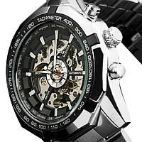 Мужские механические часы Winner Skeleton с автоподзаводом 14aa78e441668