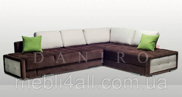 Энжи угол - просторный угловой диван
