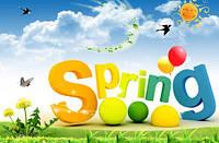 Раскрась свой апрель!
