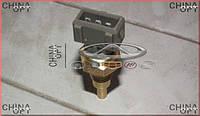 Датчик температуры, A113808030, Чери Амулет, Кари, 480EF, трехконтактный, АFTERMARKET - A11-3808030