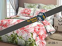 Постельная ткань,постельная ткань Бязь,ткань для постельного белья,  Бязь 3D набивная Розы