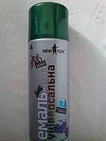 Универсальная краска Newton металлик (Зеленый)