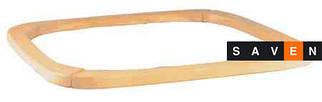 Дерев'яний вільховий поручень HRE1 з галогенними лампами для кам'янок Harvia Elegance