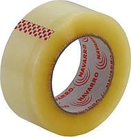 Скотч упаковочный прозрачный 48мм*300м