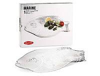 Марине тарелка Рыба 25*36 см