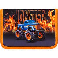 "Пенал - книжка ""Monster truck"" K17-622-7, ТМ Kite"