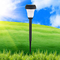 Газонный светильник на солнечной батарее Horoz PLUTON