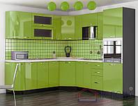 Кухня Гамма глянец
