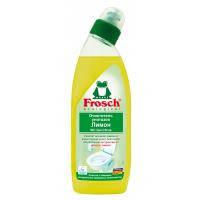 Чистящее средство Frosch для унитазов с экстрактом лимона 750 мл (4009175170507)