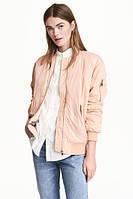 Женская куртка бомбер H&M в наличии  М, фото 1
