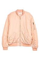 Женская куртка бомбер H&M в наличии  M L