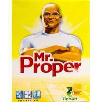 Чистящее средство Mr. Proper для твердых поверхностей Лимон 400 г (5413149031685)