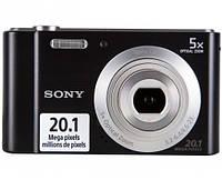 Фотокамера Sony DSC-W800 Black