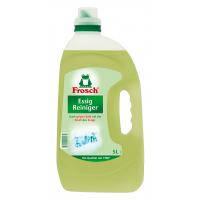 Чистящее средство Frosch из яблочного уксуса для удаления известковых отложений 5 л (4001499115561)