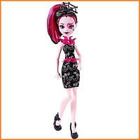 Кукла Monster High Дракулаура (Draculaura) Поп-звезда из серии Welcome to Monster High Монстр Хай