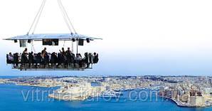 Dinner in the Sky Monte-Carlo!