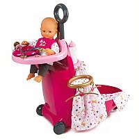 Игровой набор чемодан Smoby Baby Nurse