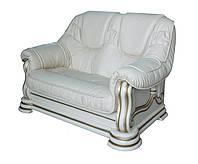 """Новый кожаный диван """"Grizly"""" (Гризли) Двухместный (146 см), Французская раскладушка, искусственная кожа"""